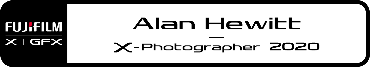 Official FUJIFILM X Photographer Alan Hewitt
